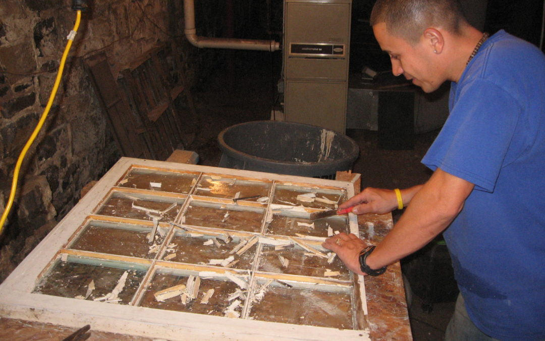 Wood Windows Workshops – 11/8 & 11/29
