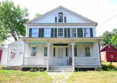 APS Dimmon Coley House Weston Historical Society