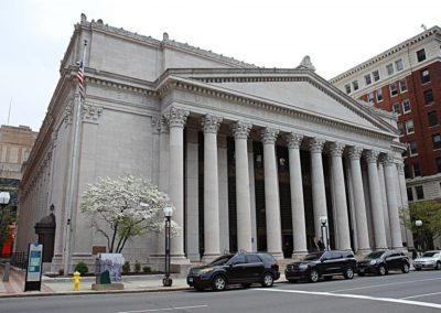 Kronenberger Richard Lee Courthouse New Haven