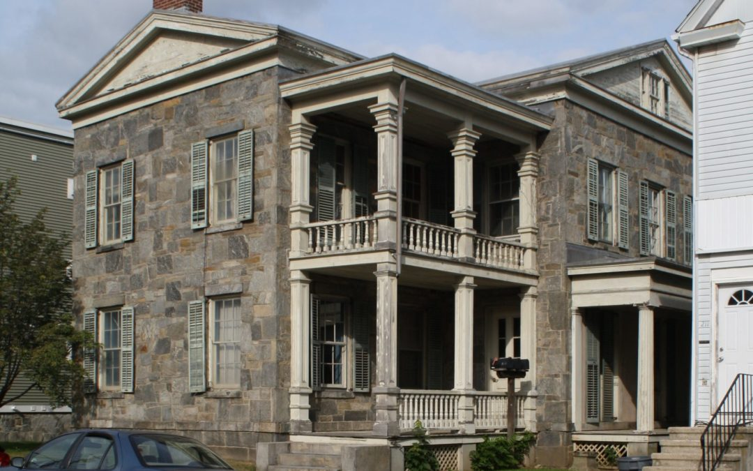 New Preservation Easement on Historic Howe House in Derby