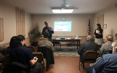 Local Historic District Commission Training, Woodbury